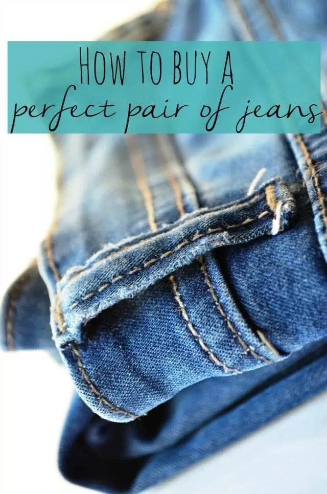 how to buy jeans