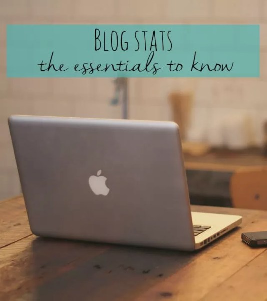 Blog stats - the essentials to know - Bubbablue and me