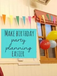 make party planning easier