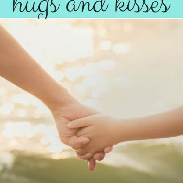 6 year old – all about hugs and kisses, love and hearts