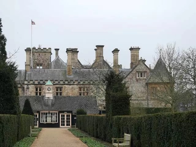 Palace House at Beaulieu