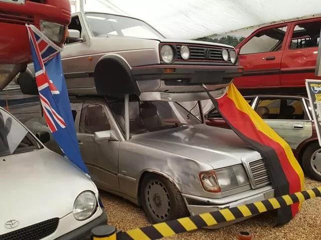 top gear double decker cars