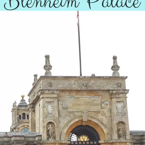 Helping kids have broader life experiences – trip to Blenheim Palace