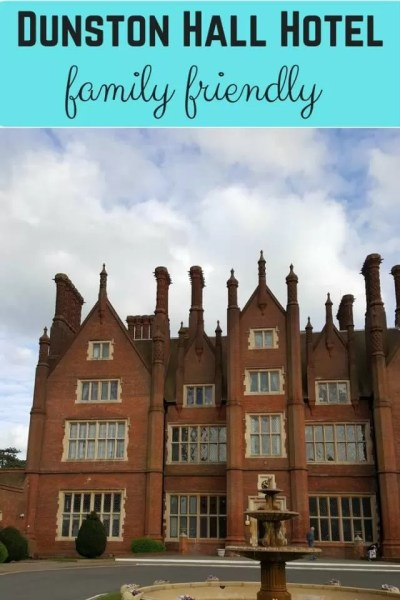 family friendly stay at Dunston Hall Hotel - Bubbablue and me (1)