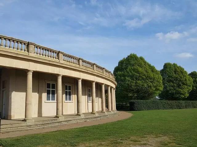 Eaton park rotunda