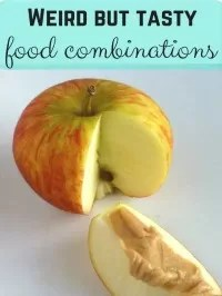 weird food combinations