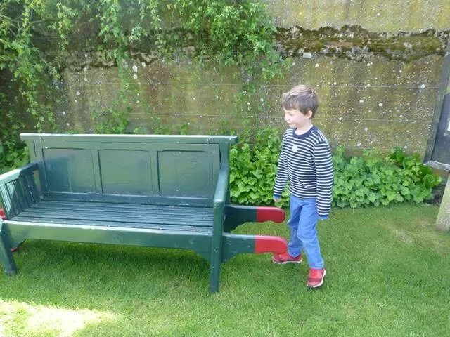 moving park benches