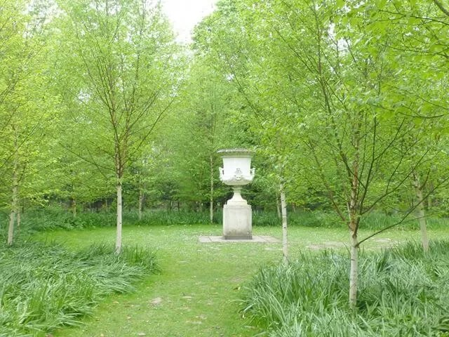 sculpture at anglesey abbey