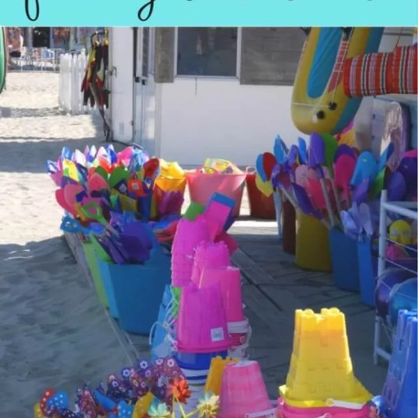 Summer fun bucket list for kids and families