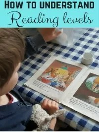 school reading levels