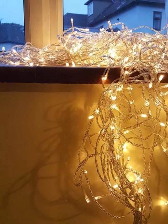 pretty fairy lights