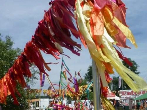 Cornbury music festival day tips - Bubbablue and me