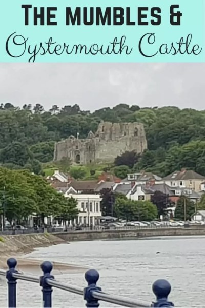 Mumbles and oystermouth castle - Bubbablue and me