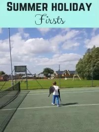 summer holiday firsts