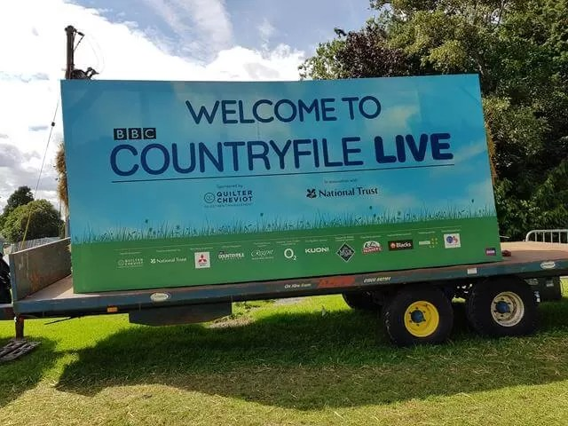 Welcome to Countryfile live 2017