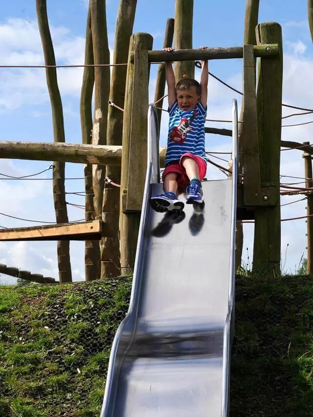 country park slide
