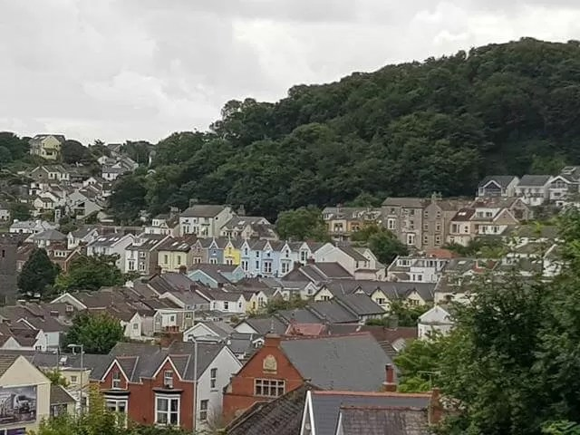 the mumbles houses