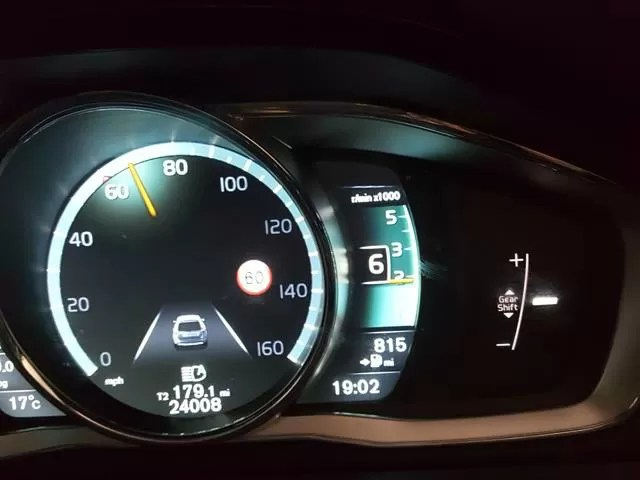 great fuel economy range in the car