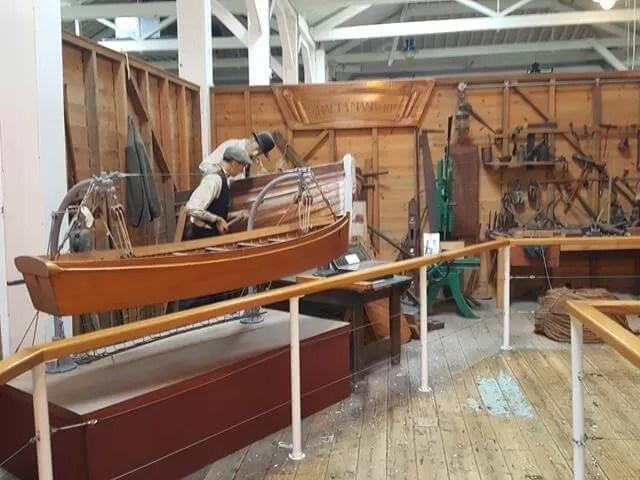 apprentices museum