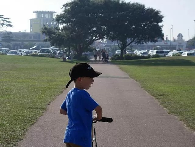 scooting in southsea common