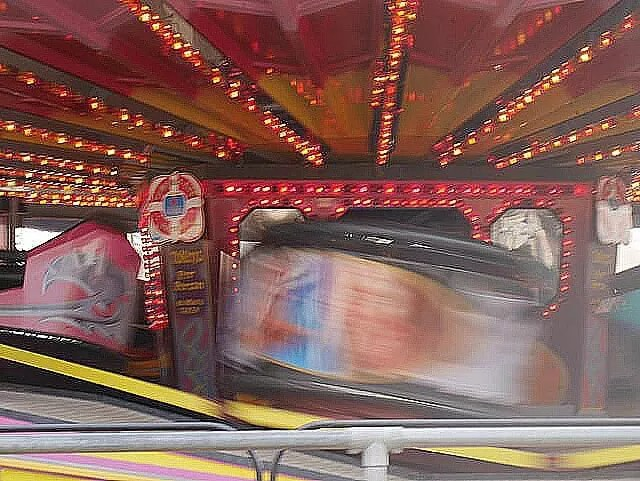 waltzers at southsea clarence pier