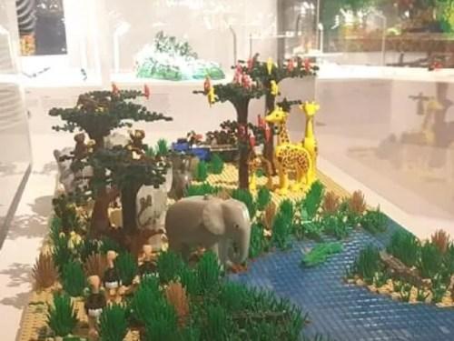 Brick wonders at Banbury Museum - Bubbablue and me