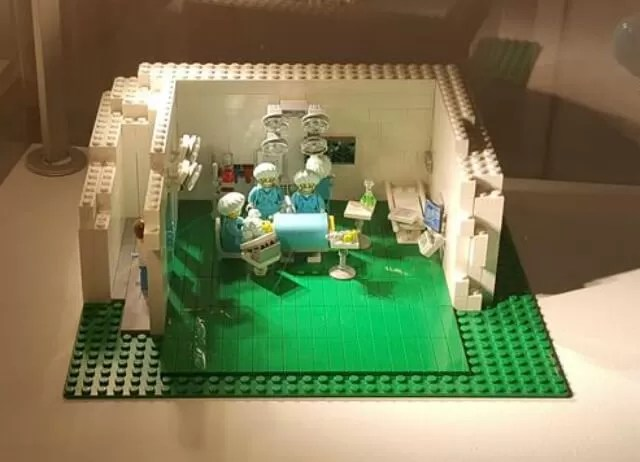 hospital at brick wonders