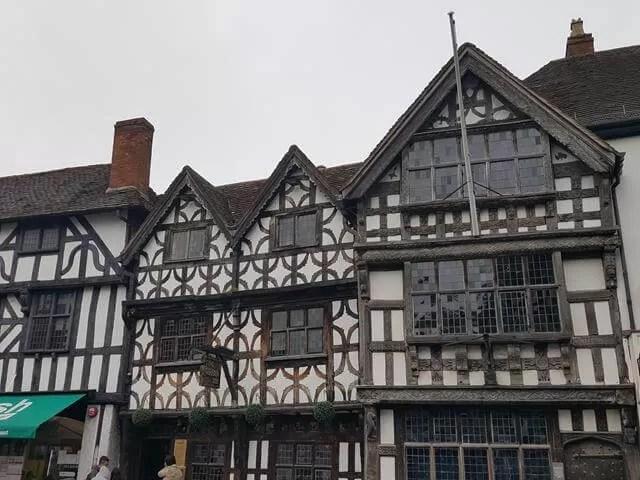 old buildings in Stratford