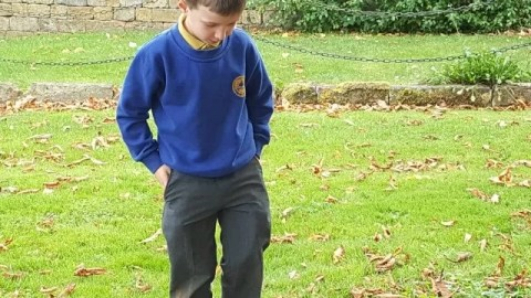 pockets full of conkers