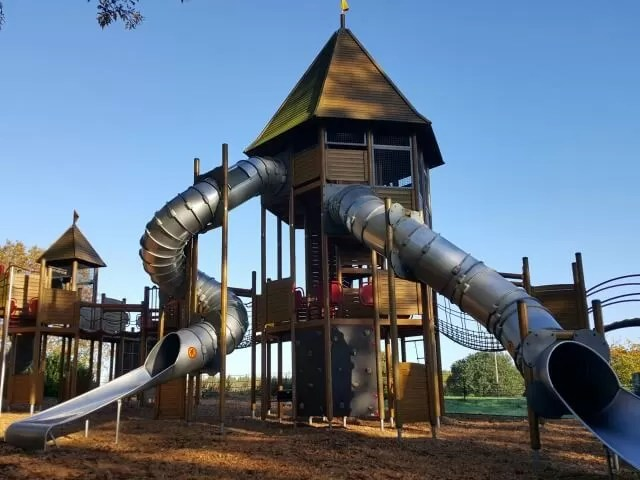Ragley hall adventure playground
