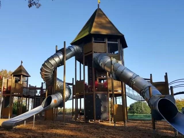 Ragley hall adventure playground