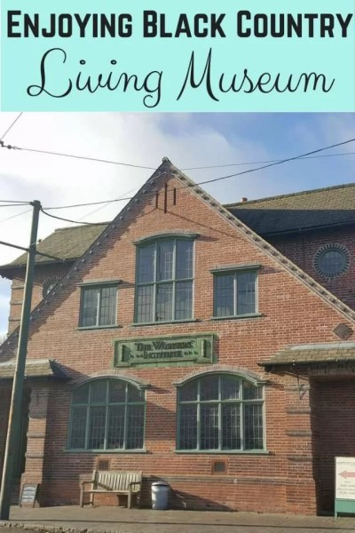 Visiting Black Country Living Museum - Bubbablue and me