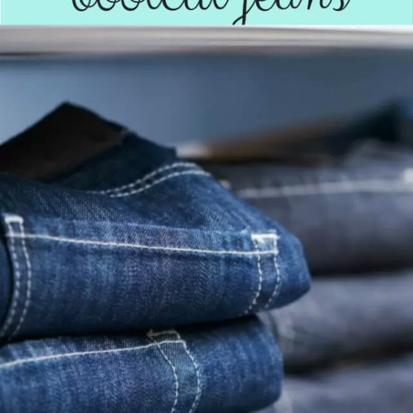 An ode to bootcut jeans