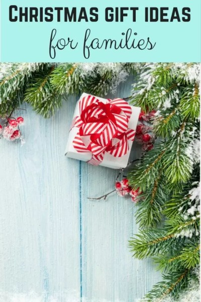 12days Family christmas gift ideas - Bubbablue and me
