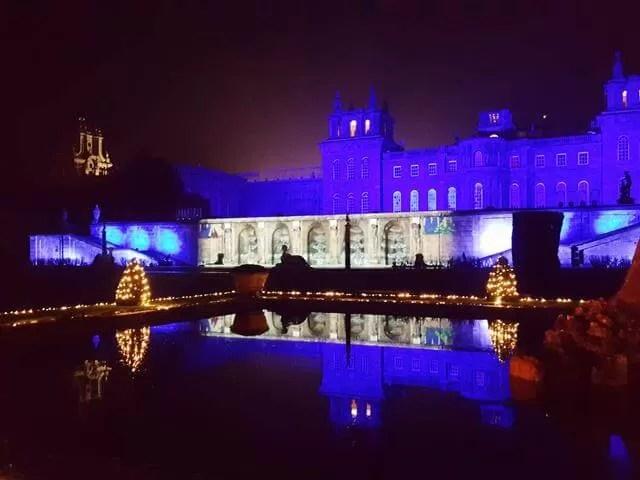 blenheim palace christmas 201716