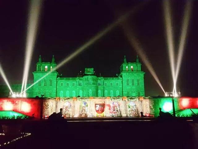 blenheim palace christmas 201717