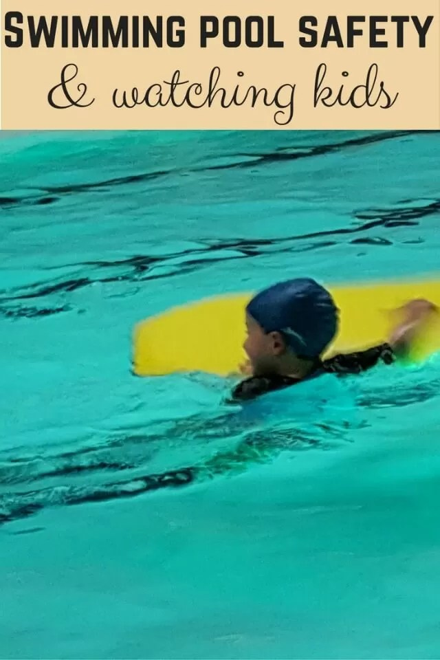 swimming pool safety - Bubbablue and me