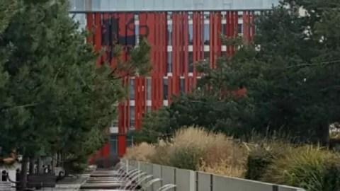 Enjoying a spontaneous Think Tank Birmingham visit