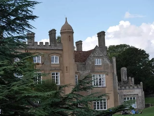 marwell hall