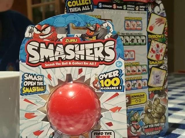 smashers packaging