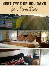 holidays for families