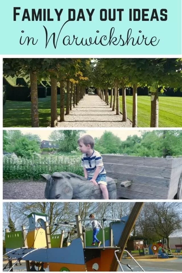 family days out in Warwickshire - Bubbablue and me