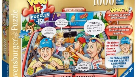 What If? jigsaw puzzle giveaway
