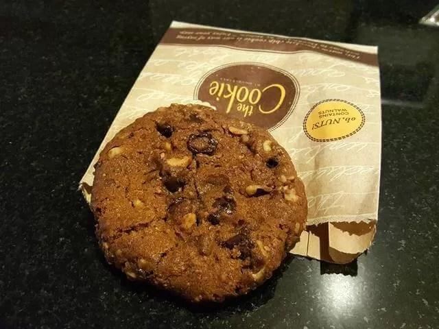 Doubletree hilton cookie