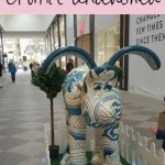 Art trails 2018 and Gromit Unleashed Trail in Oxford