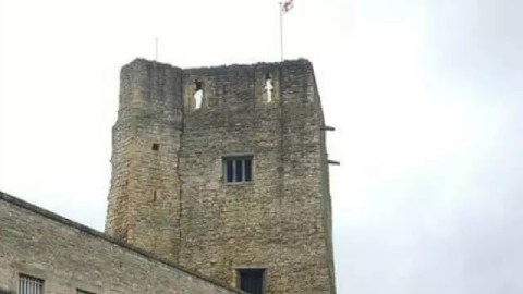 Visiting Oxford Castle and Prison