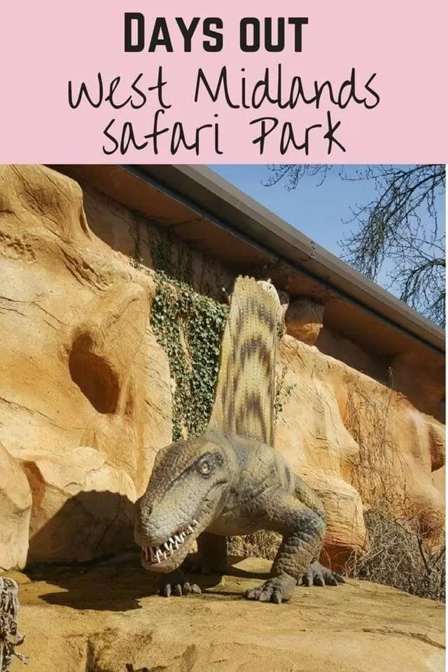 West midlands safari park - Bubbablue and me