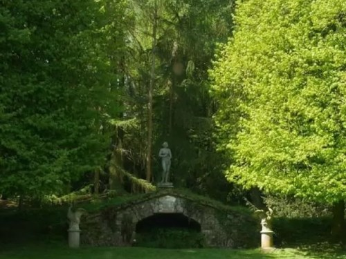 Child free visit to Rousham Gardens - Bubbablue and me