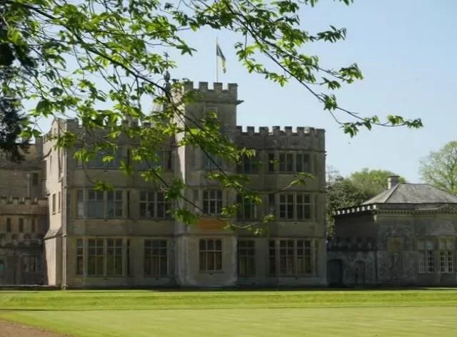 Rousham house