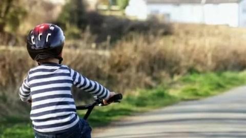 Teaching children road safety